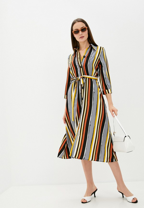 женское платье sweewe, разноцветное
