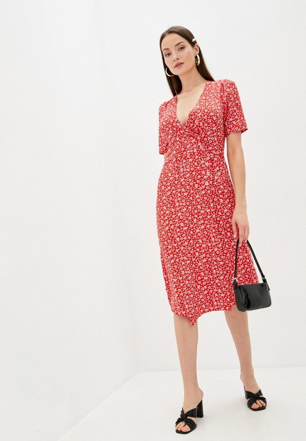женское платье sweewe, красное