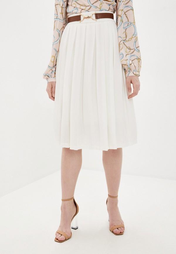 женская юбка sweewe, белая