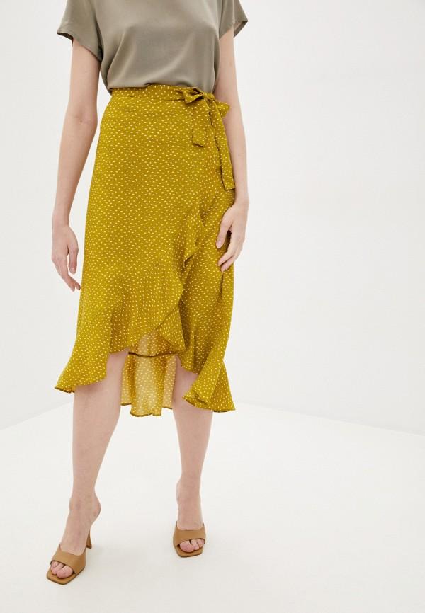 женская юбка sweewe, зеленая
