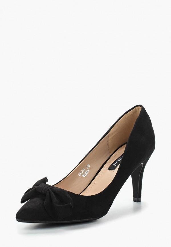 Купить Туфли Sweet Shoes, sw010awavkz3, черный, Весна-лето 2018