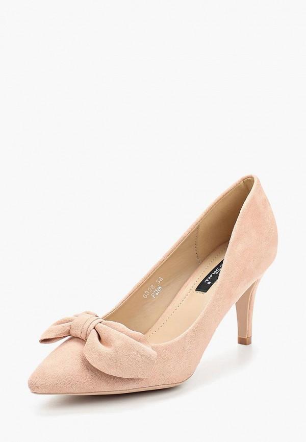Купить Туфли Sweet Shoes, sw010awavkz6, розовый, Весна-лето 2018