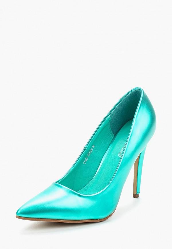 Купить Туфли Sweet Shoes, SW010AWAVLA5, зеленый, Весна-лето 2018