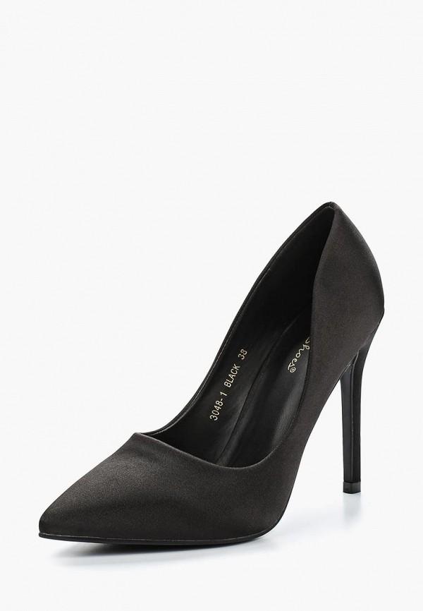 Купить Туфли Sweet Shoes, sw010awavqt3, черный, Весна-лето 2018