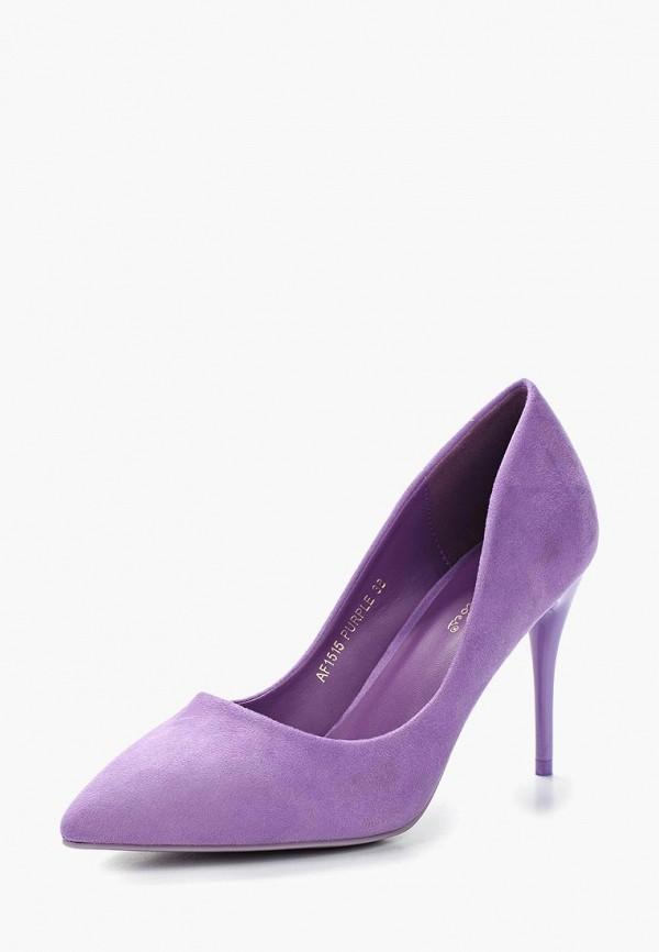 Купить Туфли Sweet Shoes, SW010AWAWDL2, фиолетовый, Весна-лето 2018