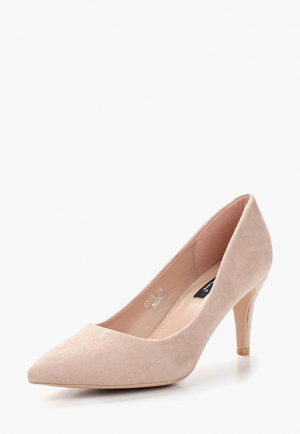 Купить Туфли Sweet Shoes, sw010awawdm6, бежевый, Весна-лето 2018