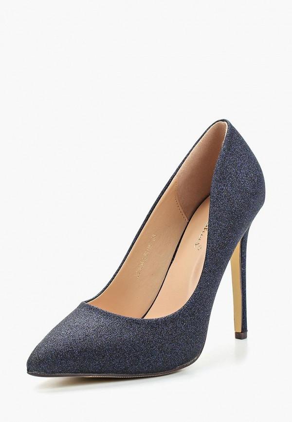 Купить Туфли Sweet Shoes, sw010awawdm9, синий, Весна-лето 2018