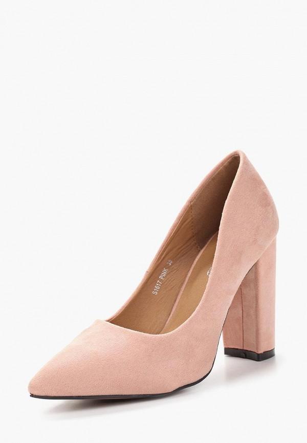 Купить Туфли Sweet Shoes, sw010awawdp1, розовый, Весна-лето 2018