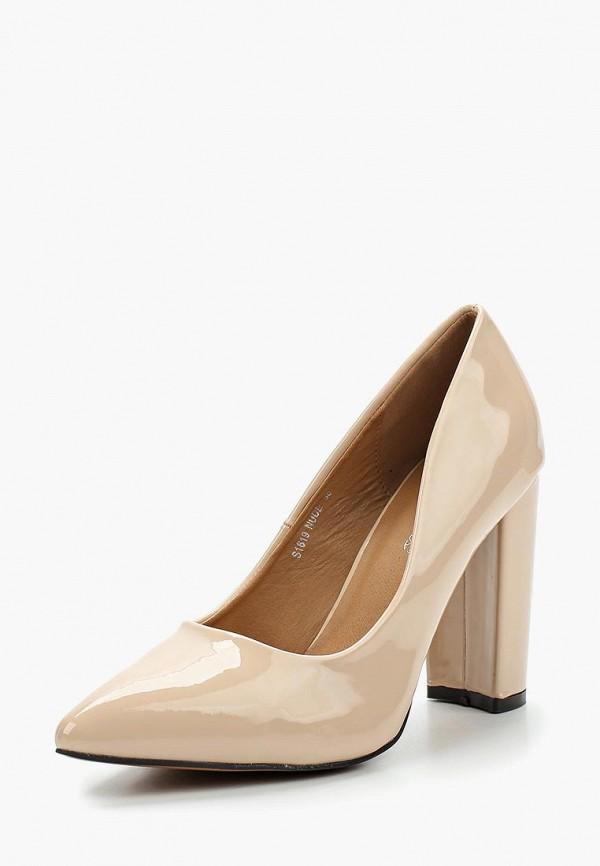 Купить Туфли Sweet Shoes, SW010AWAWDP4, бежевый, Весна-лето 2018