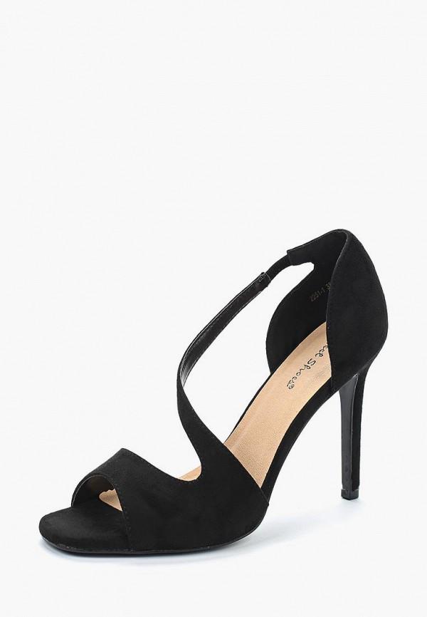 Купить Босоножки Sweet Shoes, SW010AWAZPV5, черный, Весна-лето 2018