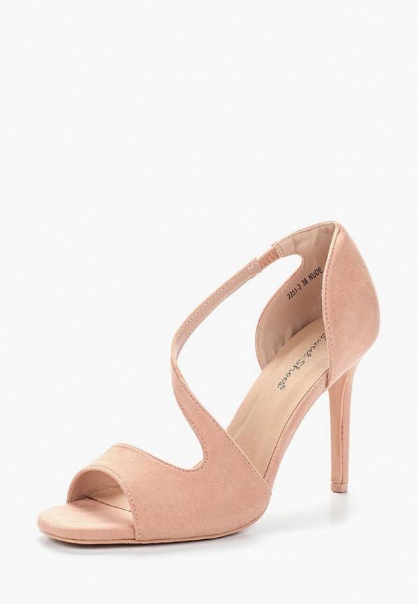 Купить Босоножки Sweet Shoes, sw010awazpv6, розовый, Весна-лето 2018