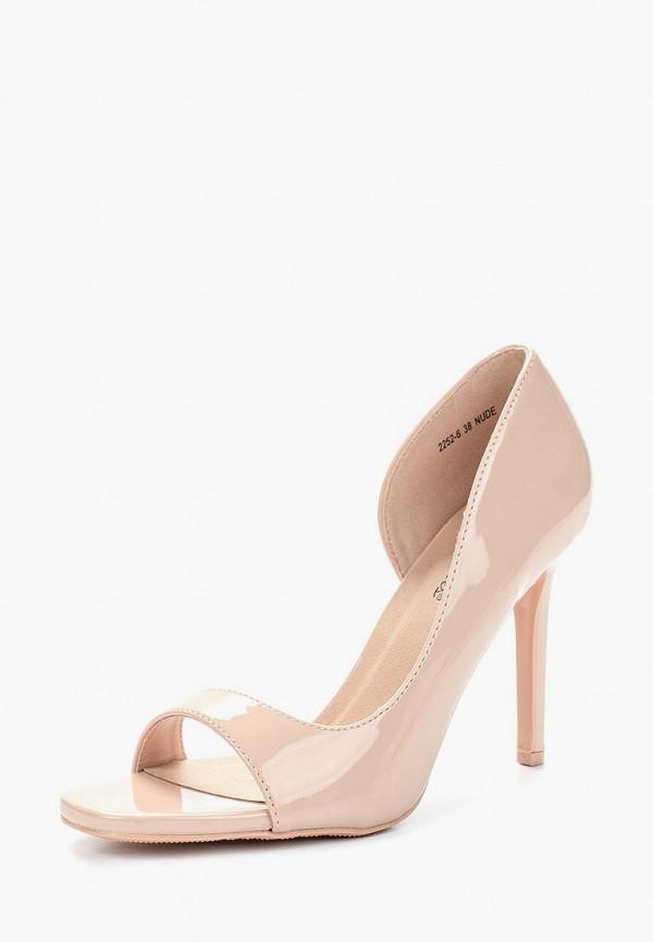 Купить Туфли Sweet Shoes, sw010awazpv8, бежевый, Весна-лето 2018