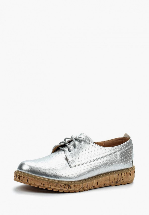 Купить Ботинки Sweet Shoes, sw010awazpw4, серебряный, Весна-лето 2018