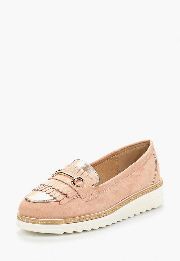 Купить Лоферы Sweet Shoes, SW010AWAZPX1, розовый, Весна-лето 2018