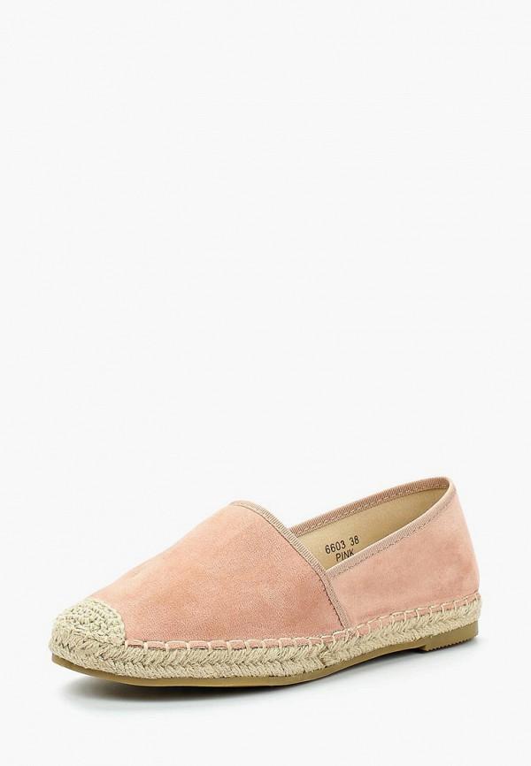 Купить Эспадрильи Sweet Shoes, SW010AWAZPZ0, розовый, Весна-лето 2018