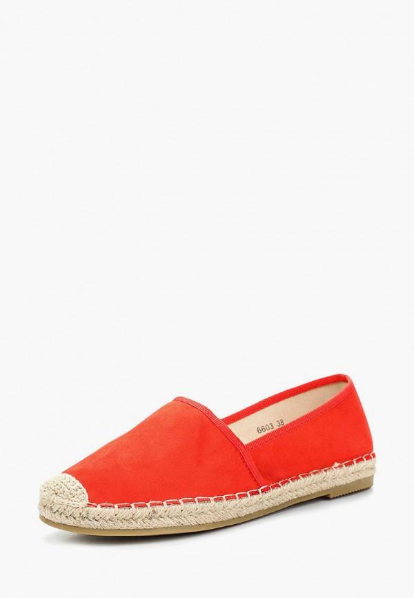 Купить Эспадрильи Sweet Shoes, SW010AWAZPZ1, красный, Весна-лето 2018