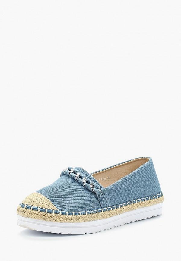 Купить Эспадрильи Sweet Shoes, SW010AWAZQB8, голубой, Весна-лето 2018