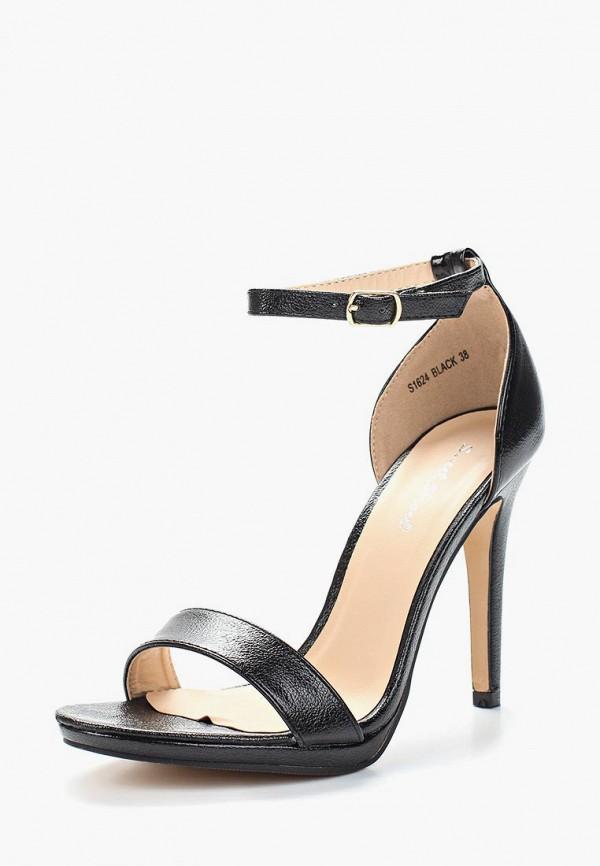 Босоножки Sweet Shoes, sw010awazqf7, черный, Весна-лето 2018  - купить со скидкой