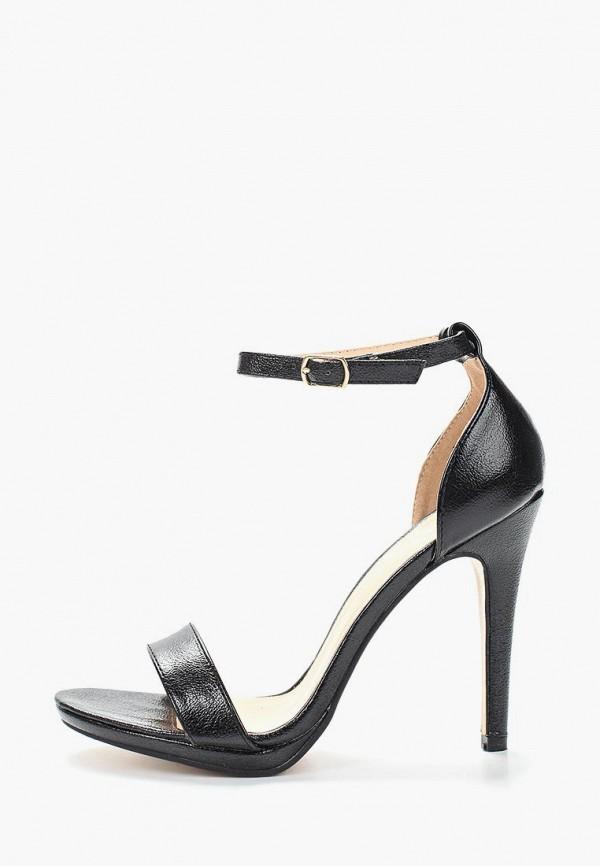 Купить женские босоножки Sweet Shoes черного цвета