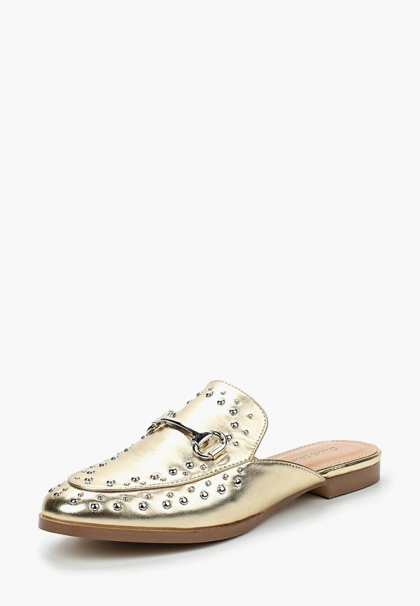 Купить Сабо Sweet Shoes, sw010awbksd8, золотой, Весна-лето 2018