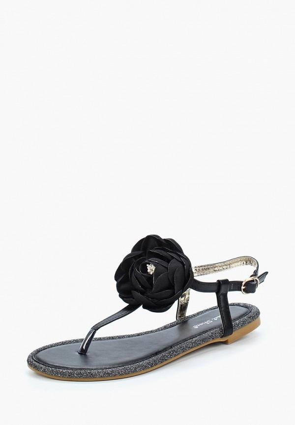 Купить Сандалии Sweet Shoes, sw010awbkse6, черный, Весна-лето 2018