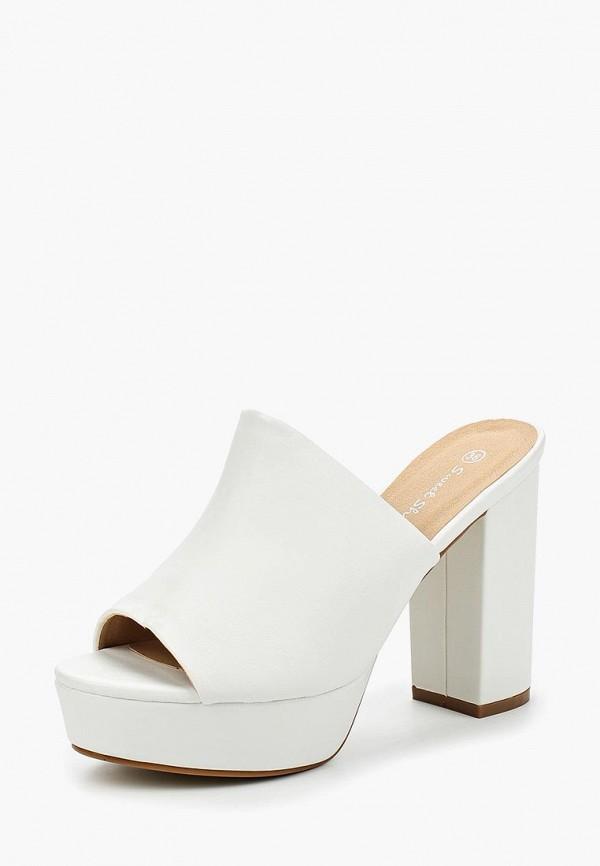 Сабо Sweet Shoes Sweet Shoes SW010AWBKWC3 сабо sweet shoes sweet shoes sw010awtrl49