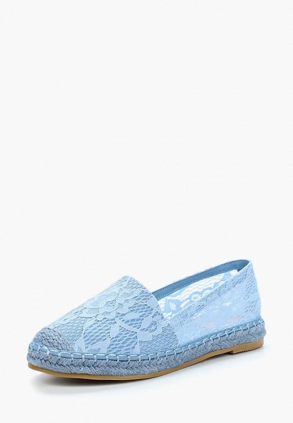 Купить Эспадрильи Sweet Shoes, SW010AWBKWD4, голубой, Весна-лето 2018