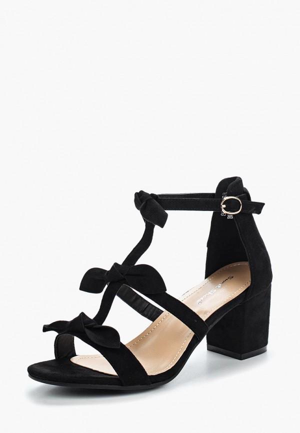 Купить Босоножки Sweet Shoes, sw010awbkwe0, черный, Весна-лето 2018