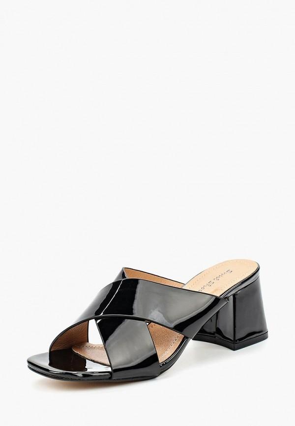 Сабо Sweet Shoes Sweet Shoes SW010AWBKWE5 4pcs sweet rhinestone openwork heart design rings for women