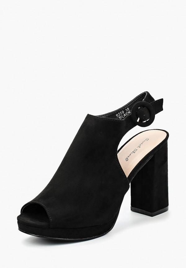 Купить Босоножки Sweet Shoes, SW010AWBKWF9, черный, Весна-лето 2018