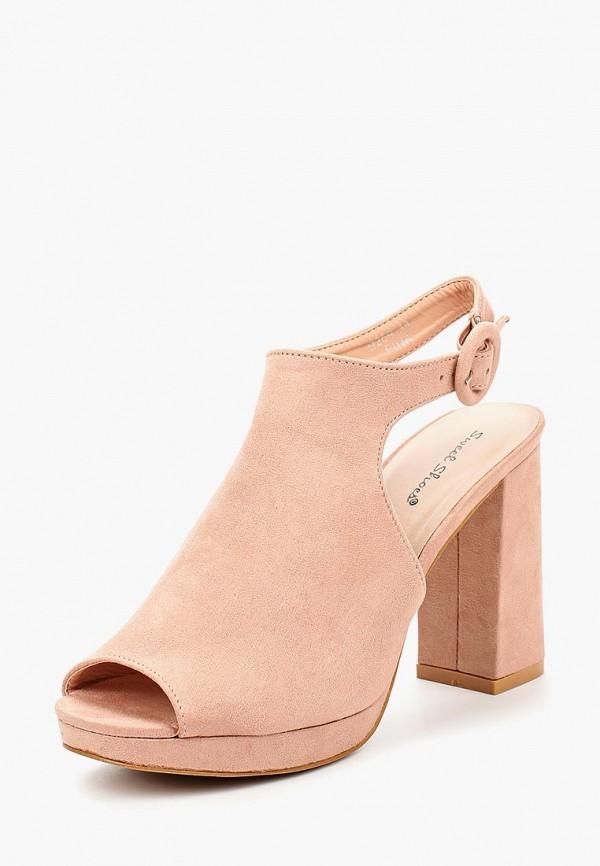 Купить Босоножки Sweet Shoes, sw010awbkwg0, розовый, Весна-лето 2018