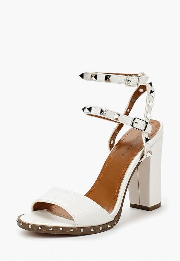 Купить Босоножки Sweet Shoes, sw010awbkwg8, белый, Весна-лето 2018