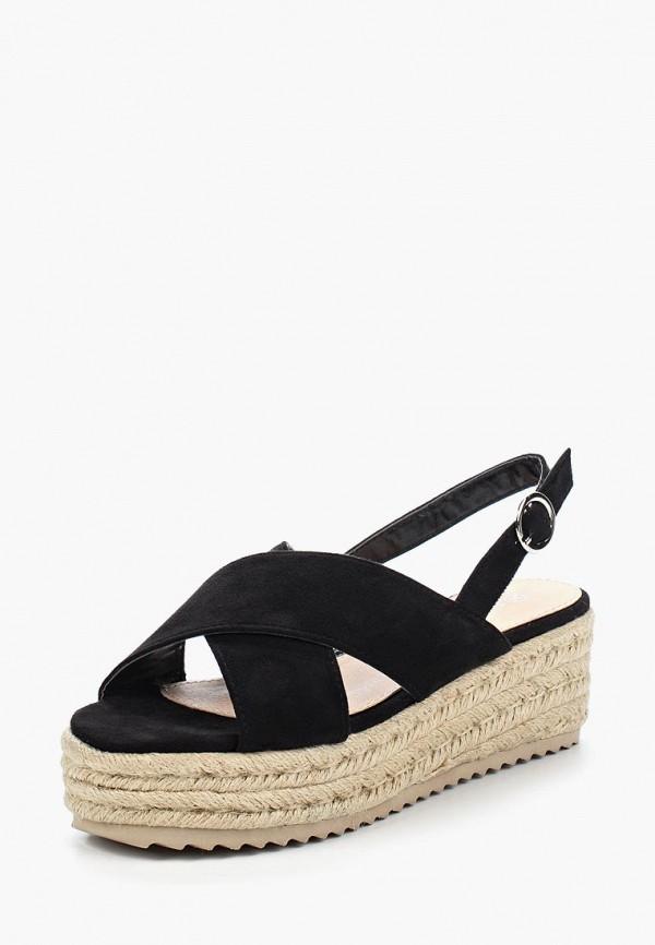Купить Эспадрильи Sweet Shoes, SW010AWBKWI2, черный, Весна-лето 2018