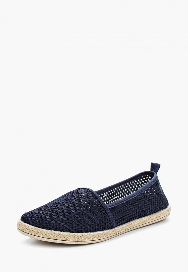 Купить Эспадрильи Sweet Shoes, sw010awbkwl2, синий, Весна-лето 2018