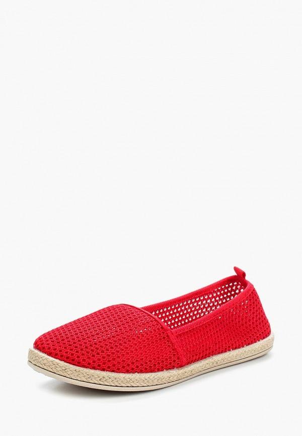 Купить Эспадрильи Sweet Shoes, SW010AWBKWL4, красный, Весна-лето 2018