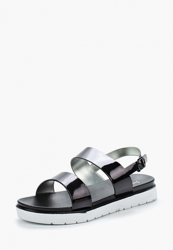 Купить Сандалии Sweet Shoes, SW010AWBKXH0, черный, Весна-лето 2018