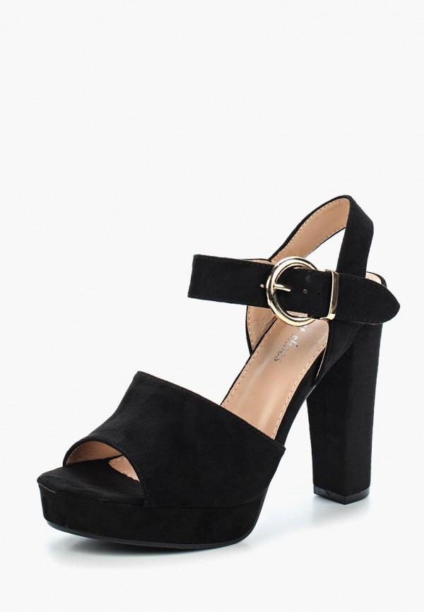Купить Босоножки Sweet Shoes, SW010AWBKXH5, черный, Весна-лето 2018