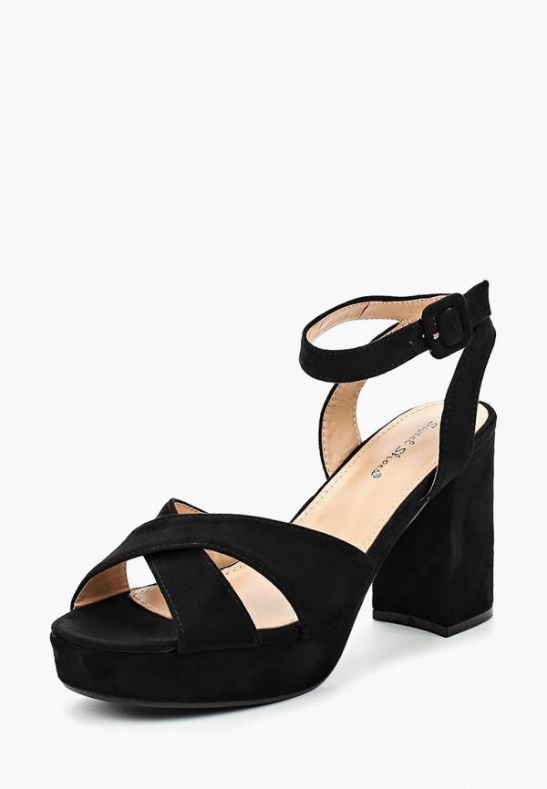 Купить Босоножки Sweet Shoes, SW010AWBKXH6, черный, Весна-лето 2018