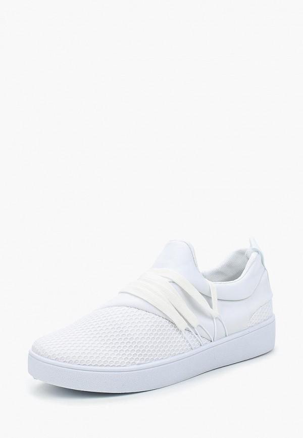 Купить Кеды Sweet Shoes, SW010AWBLIX4, белый, Весна-лето 2018