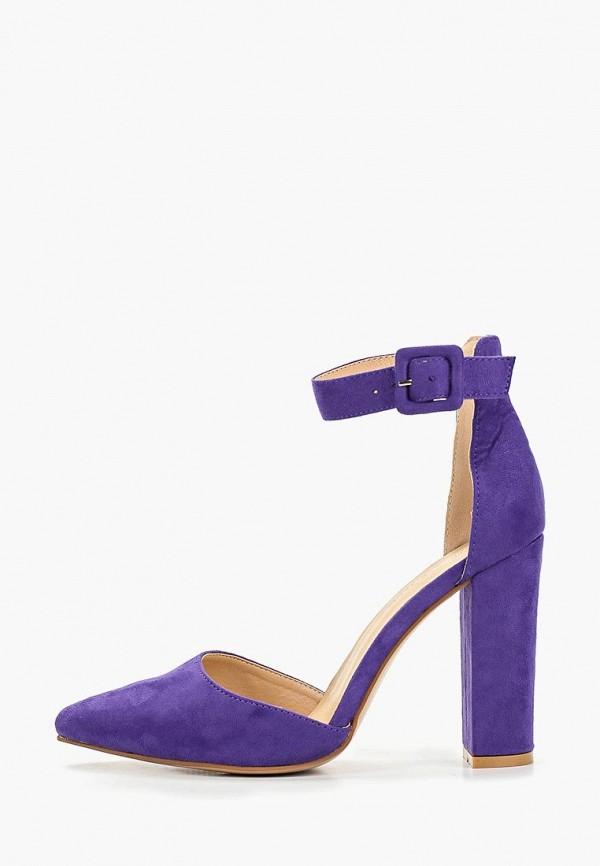 женские туфли sweet shoes, фиолетовые