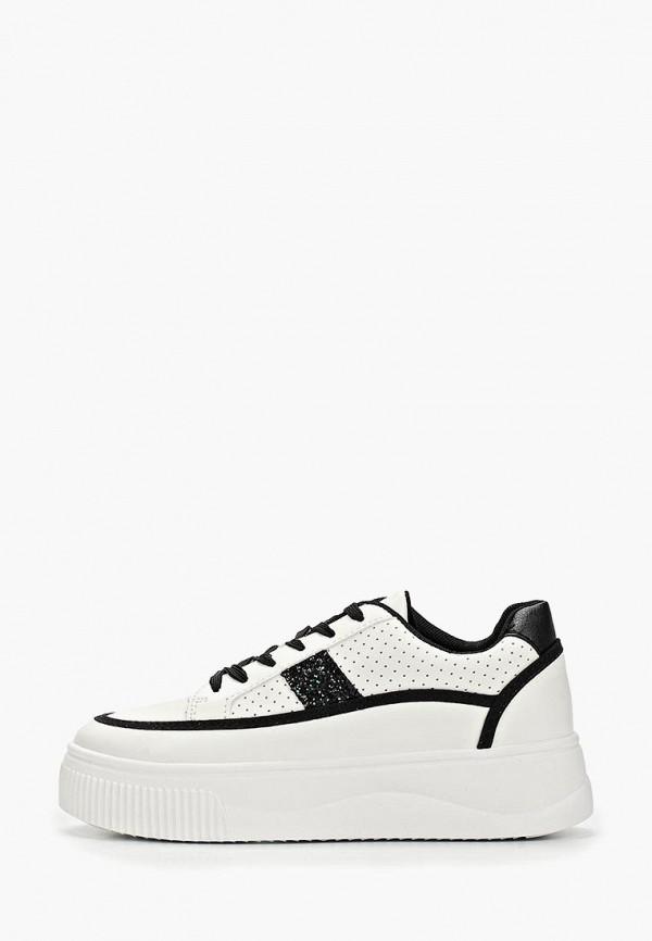 женские кеды sweet shoes, белые