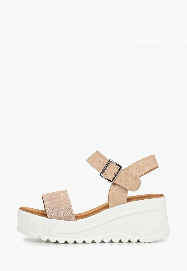 Купить Босоножки Sweet Shoes, sw010aweyoc4, бежевый, Весна-лето 2019