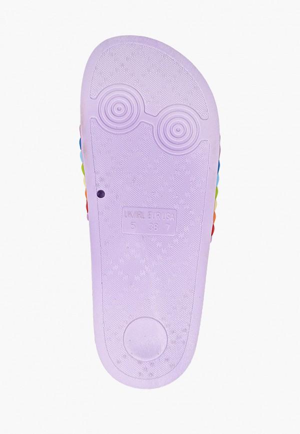 Фото 5 - Сланцы Sweet Shoes разноцветного цвета