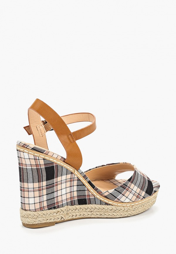 Фото 3 - женские босоножки Sweet Shoes коричневого цвета