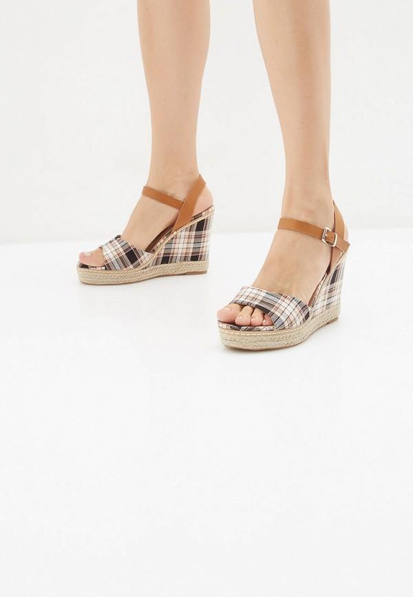Фото 6 - женские босоножки Sweet Shoes коричневого цвета