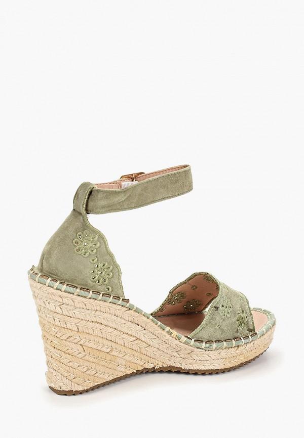 Фото 3 - Эспадрильи Sweet Shoes зеленого цвета