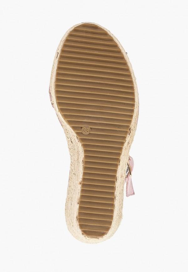 Фото 5 - Эспадрильи Sweet Shoes розового цвета