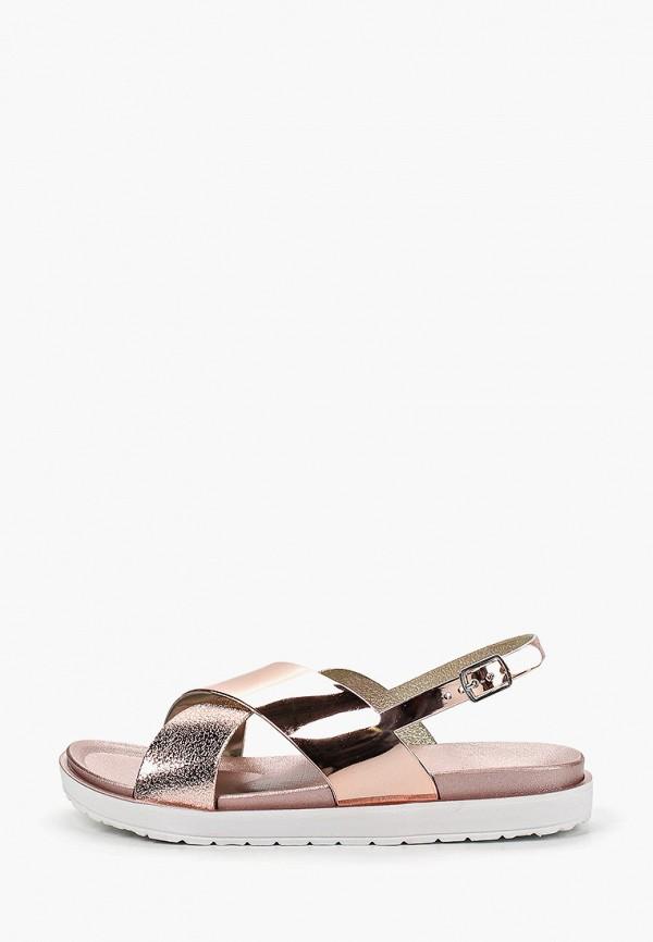 женские сандалии sweet shoes, розовые