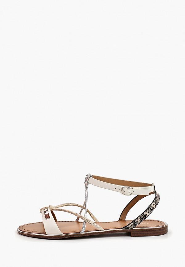 Фото - женские сандали Sweet Shoes белого цвета