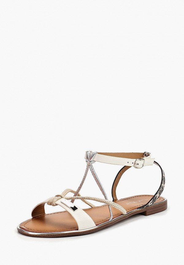 Фото 2 - женские сандали Sweet Shoes белого цвета